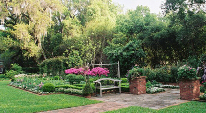 This Vegetable Garden won the APLD Award of Excellence.