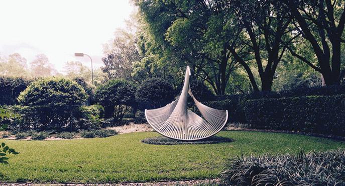 Private Sculpture Garden