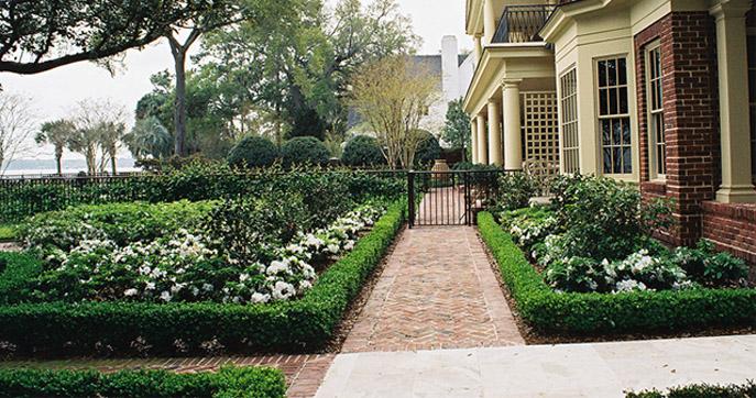 Garden Vista Design at Williamsburg Classic Home