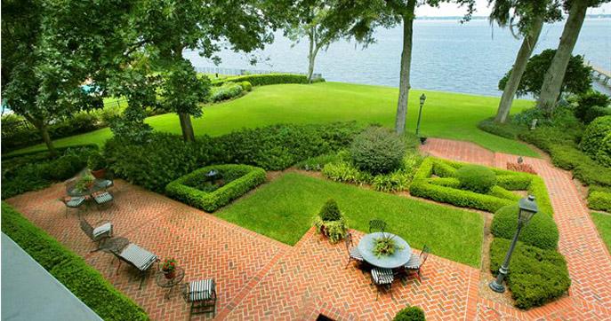 Vistas and Garden Design