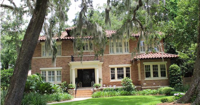 Garden Design & Landscaping 1920s Home